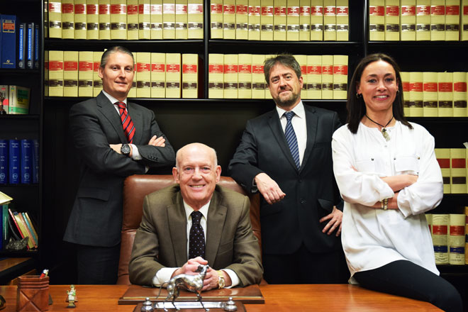 Attorneys in Spain